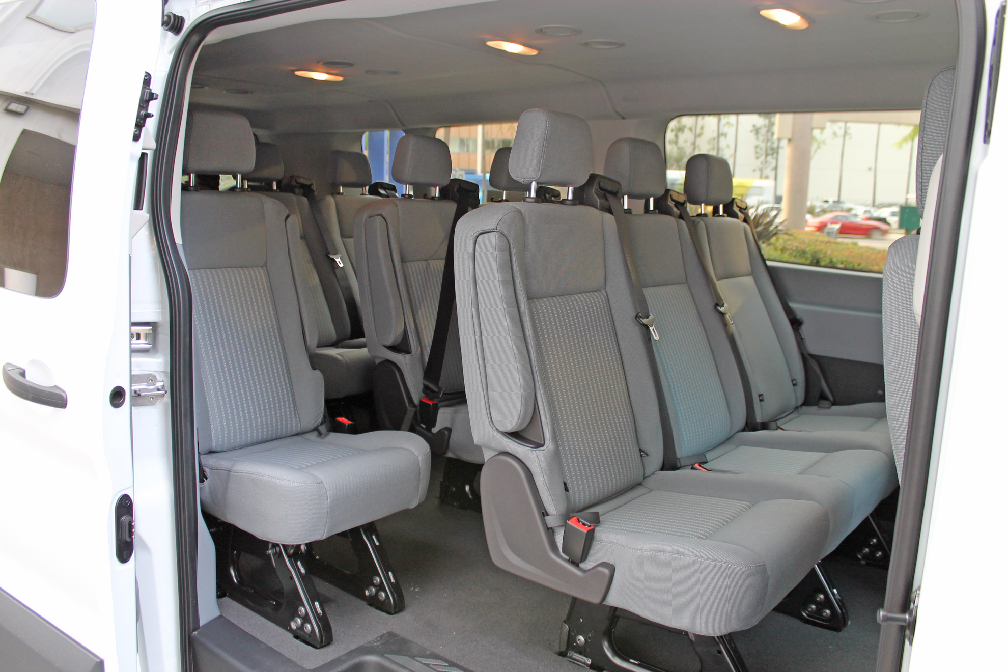 Ford Transit - Ace Charters Vancouver Tours Fleet - Vancouver Tour - Vancouver Tours - Vancouver City Tours