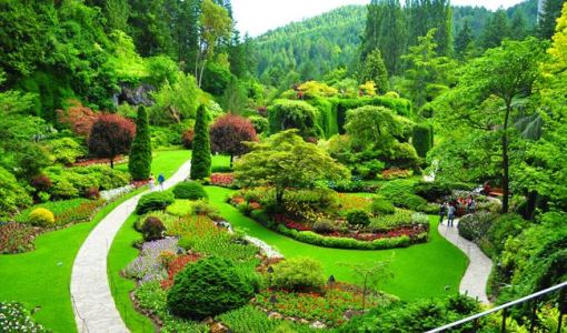 Private Gardens Tour Vancouver/ Private Tours / Private Tour Vancouver