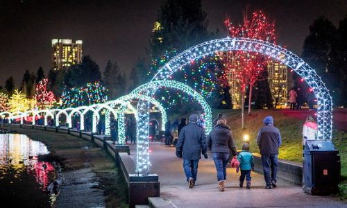 Christmas Light Tour Vancouver / Private Tours